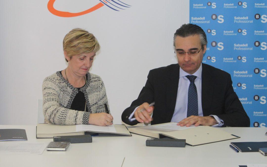 Avecal y Banco Sabadell suscriben un convenio para fomentar el desarrollo y crecimiento de las empresas del calzado