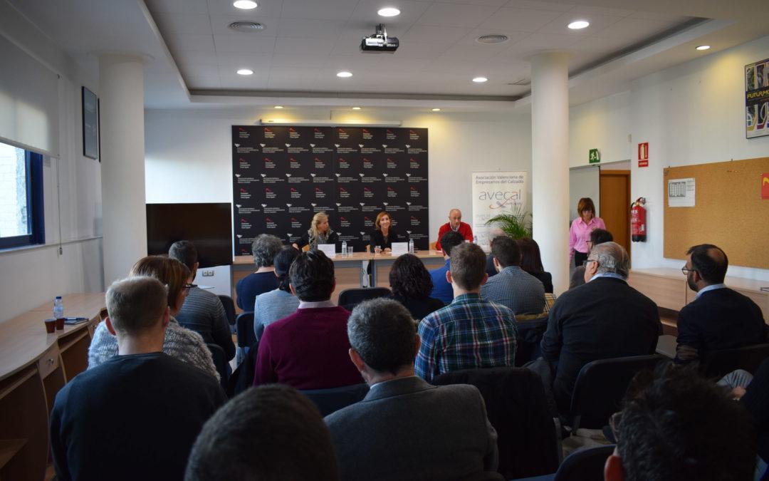 El calzado valenciano se asoma a la internacionalización