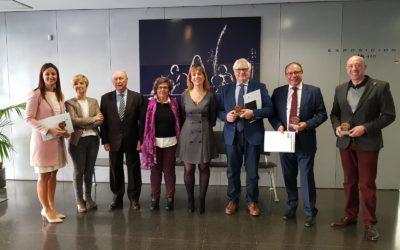 Avecal suscribe un convenio con el Ayuntamiento de Elche para fomentar la inserción laboral de los discapacitados