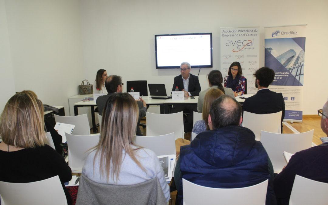 Avecal y Credilex Global Recovery promueven una jornada práctica sobre las operaciones de exportación y la recuperación de deuda internacional