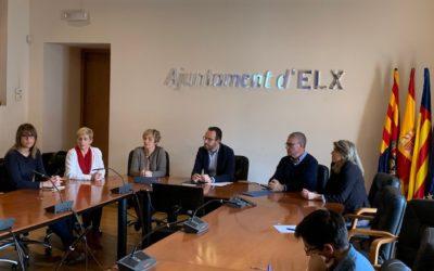 El Ayuntamiento de Elche y Avecal renuevan su colaboración con un convenio para potenciar la formación