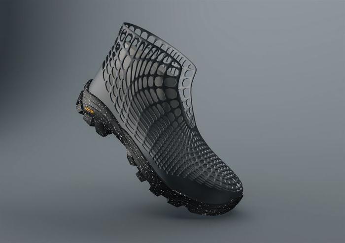 Closing the loop: de deshechos plásticos a zapatos 4.0 resistentes al agua