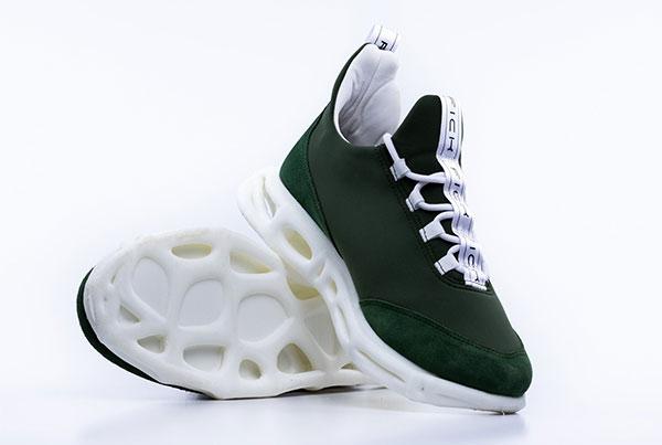 La marca de sneakers impresos 3D Fick se lanza a la personalización
