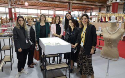 Un grupo de prescriptoras de Polonia, México, Perú y España conocen el calzado de la Comunidad Valenciana
