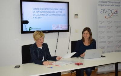 Un estudio detecta los seis grandes retos que debe alcanzar la industria del calzado de la Comunidad Valenciana