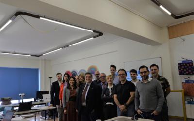 Avecal participa en el proyecto Interreg Europe Success Road para fomentar la continuidad de las pymes tras la sucesión