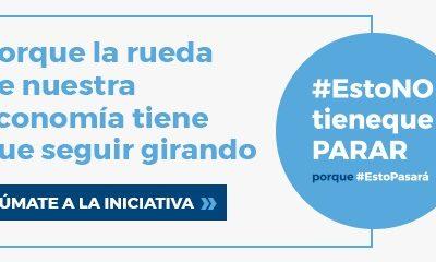 Nos sumamos a la campaña #EstoNOtienequePARAR