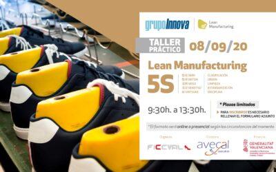 Un taller basado en el 5S clausura el ciclo formativo sobre lean manufacturing promovido por Avecal