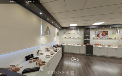 El calzado apuesta por el showroom virtual para favorecer la venta online en el B2B y esquivar los problemas de movilidad producidos por la pandemia