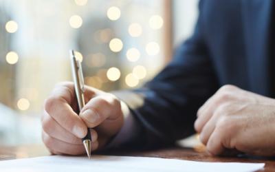 Avecal y Docuten firman un convenio para fomentar la digitalización administrativa de las empresas del sector